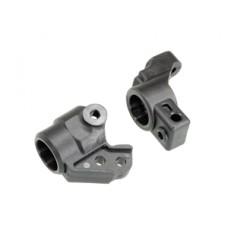 RO-M21002 - Mini Car 210 Steering Block & Rear Hub (2pcs each)