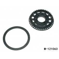 M-121063 TIMING BELT PULLEY 38T(1)