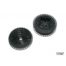 M-121067 COMPOSITE GEAR DIFF. CASE & COVER(1)