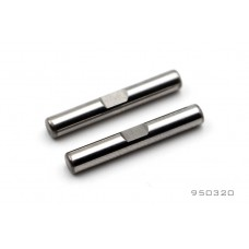 M-950320 REAR UPRIGHT PIVOT PIN 3*20mm(2)