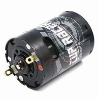 Cup Racer 540 Stock Motor V2  (Black Can, High Power)  GOLDEN HELMET APPROVED